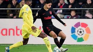 L'Atletico non guarisce: pari senza gol contro il Villarreal