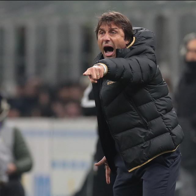 """Conte bacchetta i tifosi: """"Spiace per i fischi ad alcuni giocatori"""""""