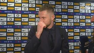 """Skriniar: """"Occasione persa, ora il 110% col Barcellona"""""""
