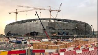 Lo stadio non è pronto, cambia la sede della finale