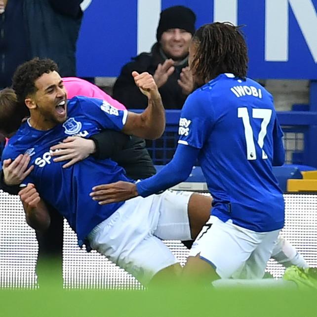 Chelsea, nuova frenata:l'Everton rialza la testa