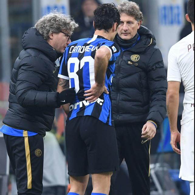 Champions, Inter e Atalanta coi cerotti per la sfida decisiva: in dubbio ancheCandreva e Ilicic