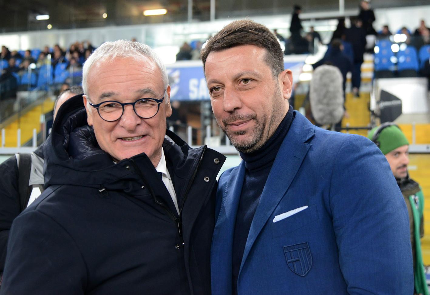 Nel posticipo delle 18 della 15esima giornata di Serie A il Parma espugna 1-0 il campo della Sampdoria e aggancia il Napoli a quota 21 in classifica. A Marassi decide il gol di testa a met&agrave; del primo tempo di Kucka, nella ripresa annullato il pareggio di Quagliarella col VAR dopo che l&#39;attaccante si era fatto respingere un rigore da Sepe.&nbsp;<br /><br />