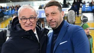 Sampdoria-Parma, le foto del match