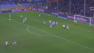 "Serie A, Sampdoria-Parma""0-1: gli highlights"