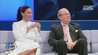 "Wanda Nara a Lotito: ""Quanto costa Milinkovic-Savic?"""