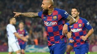 Dalla Spagna: incontro Inter-Barcellona per Vidal. Chiesta un'opzione su Lautaro