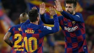 Valverde prepara il Barça-2: non convocati Messi e Piqué
