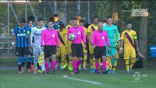 "Youth""League, Inter-Barcellona 2-0: gli highlights"