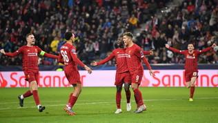 Salah e Keita firmano il primo posto del Liverpool a Salisburgo