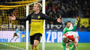 Il Dortmund soffre, ma fa festa. Clamoroso Ajax: eliminato!