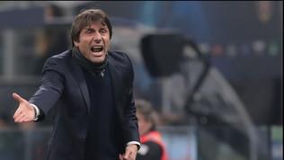 """Conte: """"C'è mancato il gol. Per le prestazioni meritavamo di più"""""""