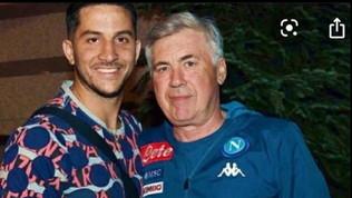 """Ancelotti, i giocatori in coro: """"Grazie mister"""". La figlia: """"A testa alta"""""""