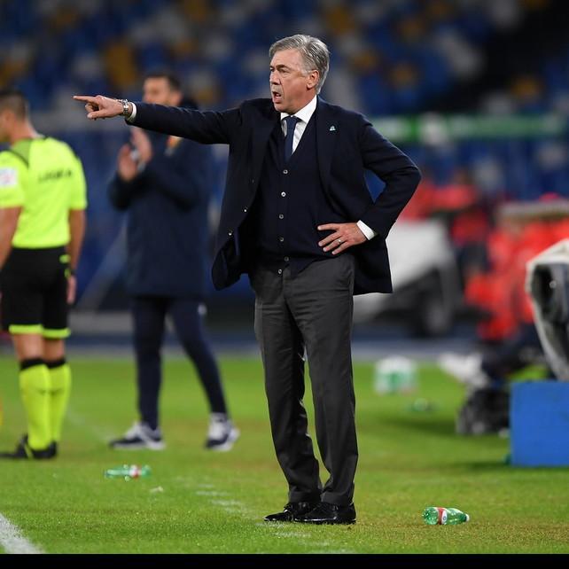 """Ancelotti saluta tutti: """"Grazie ai giocatori e al presidente, forza Napoli sempre"""""""
