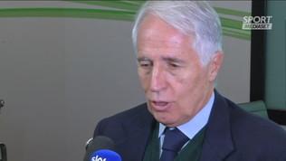 """Malagò: """"Fantastico il logo Milano-Cortina 2026"""""""