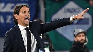 """Lazio, Inzaghi: """"Uscire un vantaggio? All'Europa ci teniamo"""""""