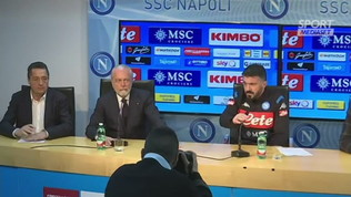 """AdL: """"Rapporto limpido con Ancelotti. Ora però Ringhio Starr"""""""