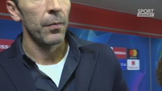 """Buffon: """"La Juve sa essere anche operaia"""""""