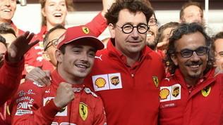 """Binotto: """"Per il 2020 una Ferrari vincente a Leclerc e Vettel"""""""