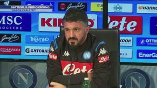 """Gattuso: """"Napoli la mia squadra ideale"""""""
