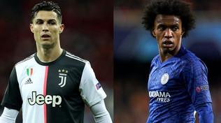 Juve, preparati al Chelsea | Il Valencia per Napoli e Atalanta