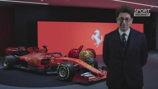 """Binotto: """"Nel 2020 una Ferrari vincente"""""""