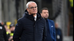 Ranieri, nessuno come te in Serie A: uomo derby da record