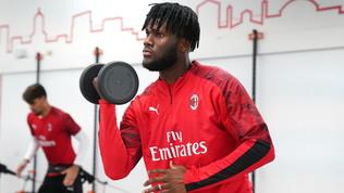 Il Milan torna a mostrare i muscoli