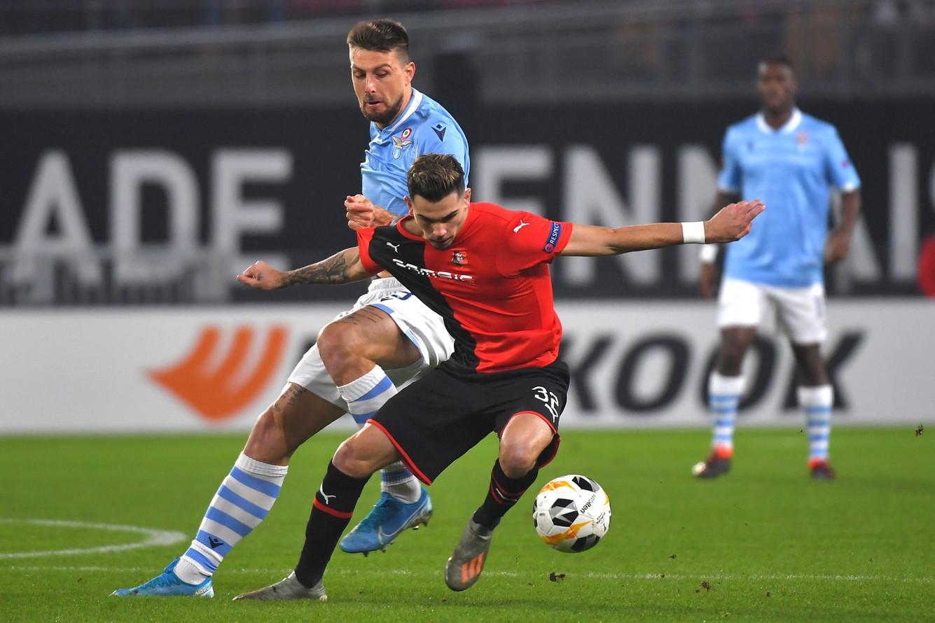Finisce contro il Rennes la stagione internazionale dei biancocelesti, battuti 2-0.