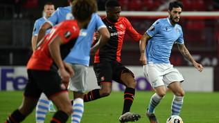 Il Rennes spegne le poche speranze della Lazio: ciao Europa