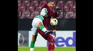 Il Cluj non fa regali: Celtic battuto. Pari per l'Arsenal, Siviglia ko