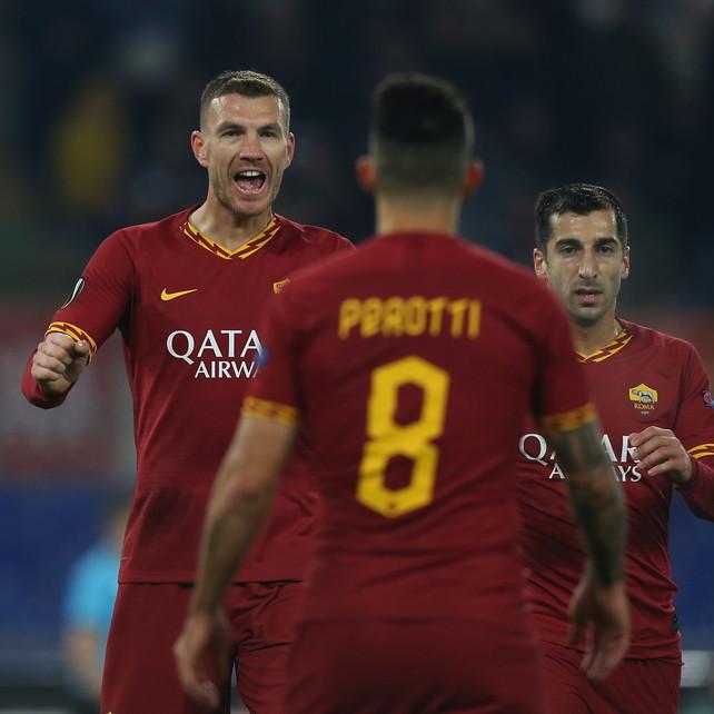 Roma-Wolfsberger 2-1 LIVEIl palo salva Mirante