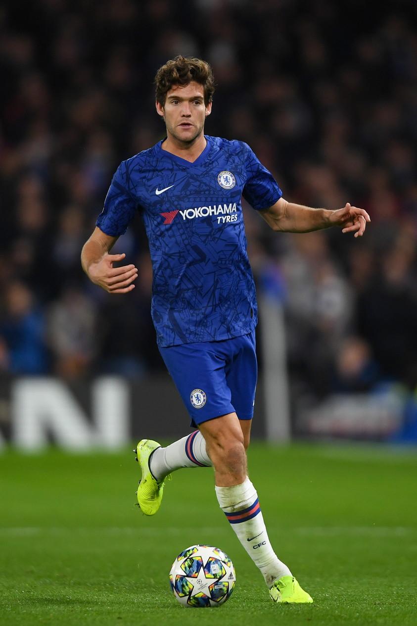 Marcos Alonso (Chelsea): trova poco spazio con Lampard, è già stato allenato da Conte