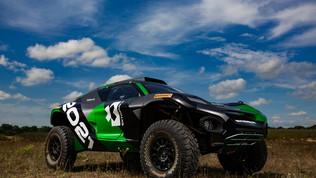 La nuova Dakar araba sarà anche elettrica