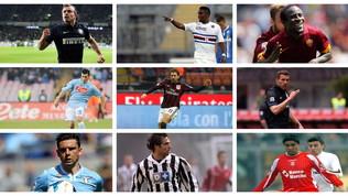 La Serie A e i pacchi di Natale: quanti bidoni a gennaio!