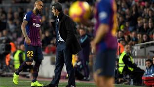 """Valverde: """"Vidalvia? L'Inter sa cose che io non so..."""""""