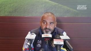 """Lecce, Liverani: """"Balo in crescita, è ancora un top"""""""