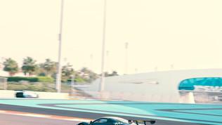 """Rossi vola nelle qualifiche di Abu Dhabi: """"E ora tanti sorpassi"""""""
