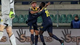 La Juve Stabia è troppo... Forte: da 0-2 a 3-2 col Chievo