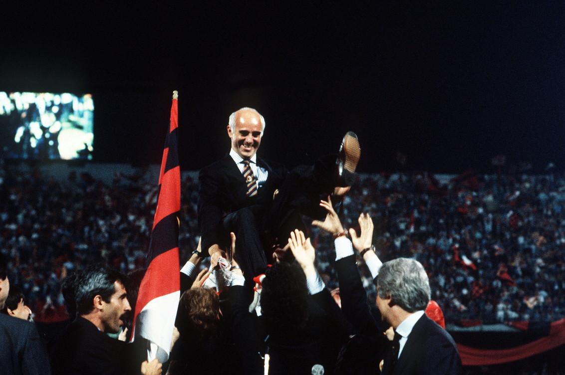 Arrigo Sacchi (1987-1991 e 1996-97)
