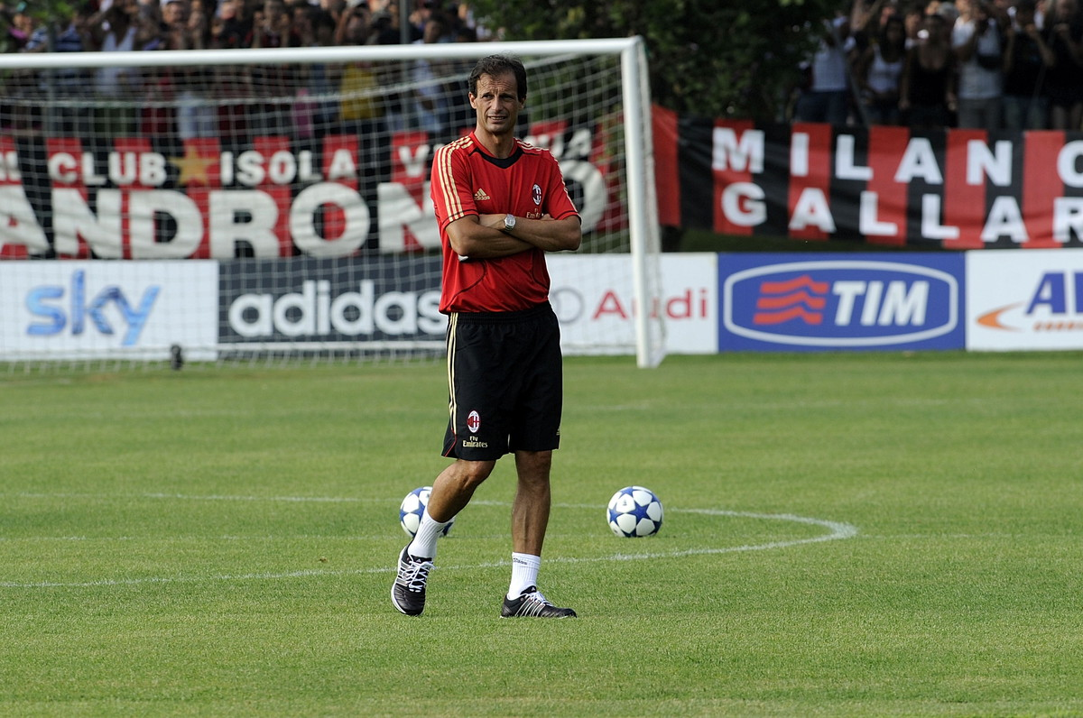 Massimiliano Allegri (2010-14)