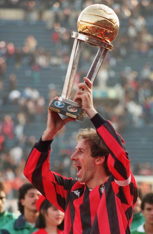 Franco Baresi (1977-97)