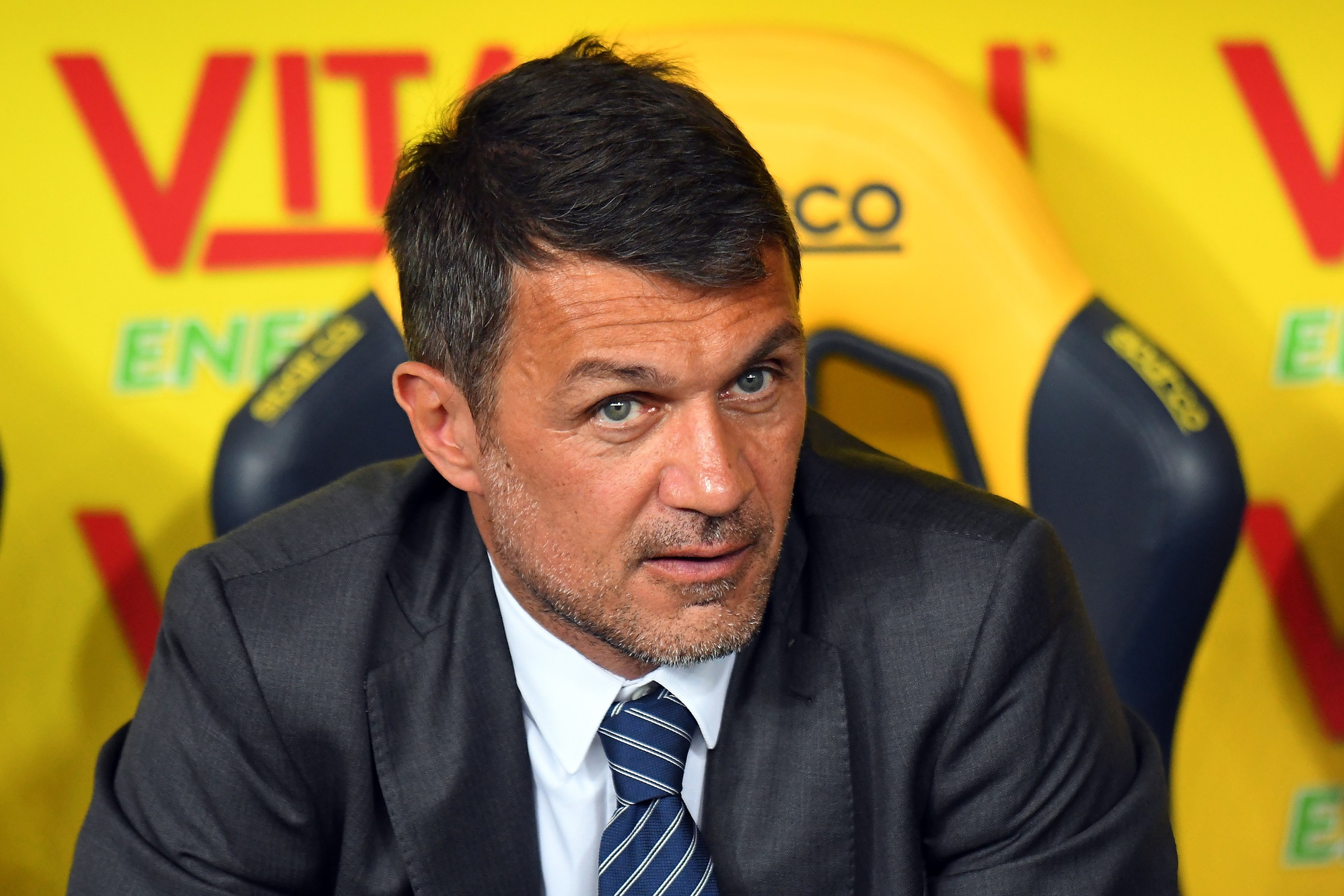 Paolo Maldini (calciatore 1985-2009, attuale direttore tecnico)