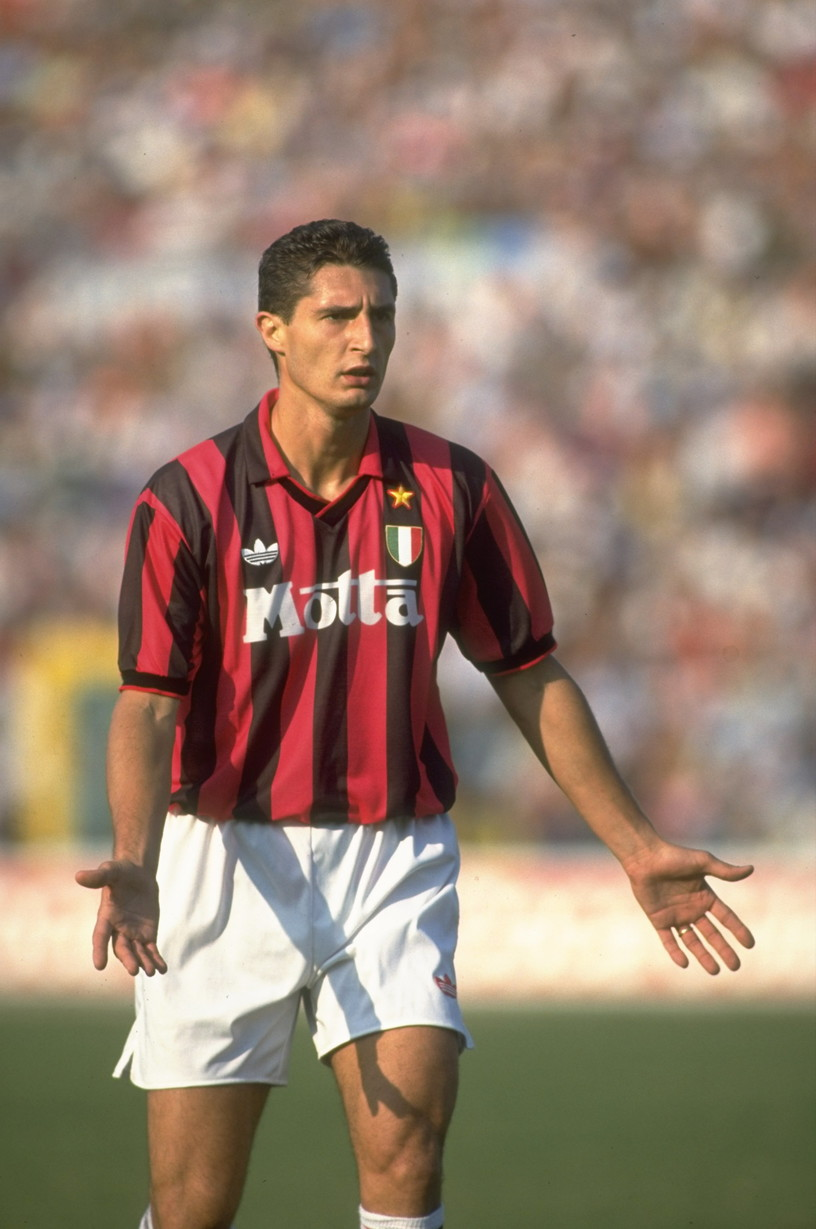 Daniele Massaro (1986-88 e 1989-95)