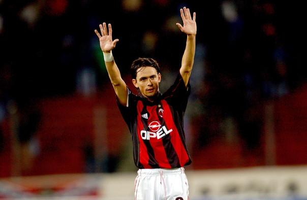 Filippo Inzaghi (calciatore 2001-12, allenatore 2014-15)