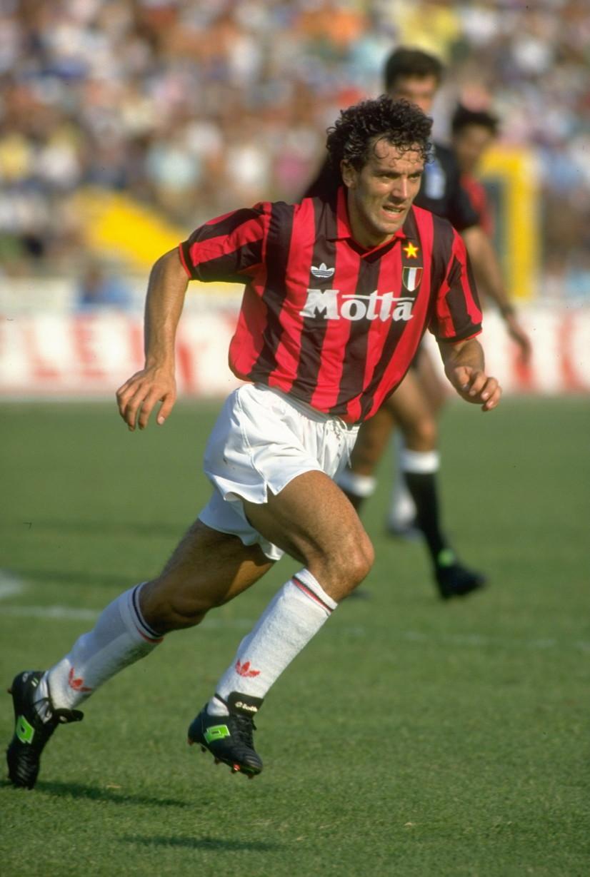 Roberto Donadoni (1986-96 e 1997-99)