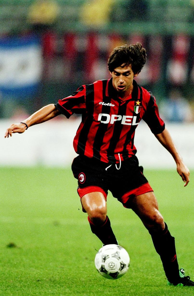 Demetrio Albertini (1998-90 e 1991-2002)