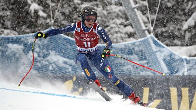 Sci alpino, Coppa del Mondo: Goggia e Brignone regine di St. Moritz! Storica doppietta italiana in superG