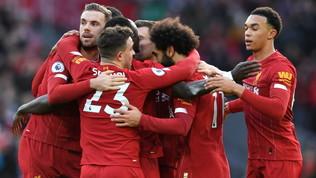 Salah piega il Watford, il Liverpool campione è d'inverno
