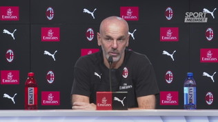 """Milan, Pioli: """"Dobbiamo onorare i 120 anni del Milan, non siamo ancora usciti dal tunnel"""""""